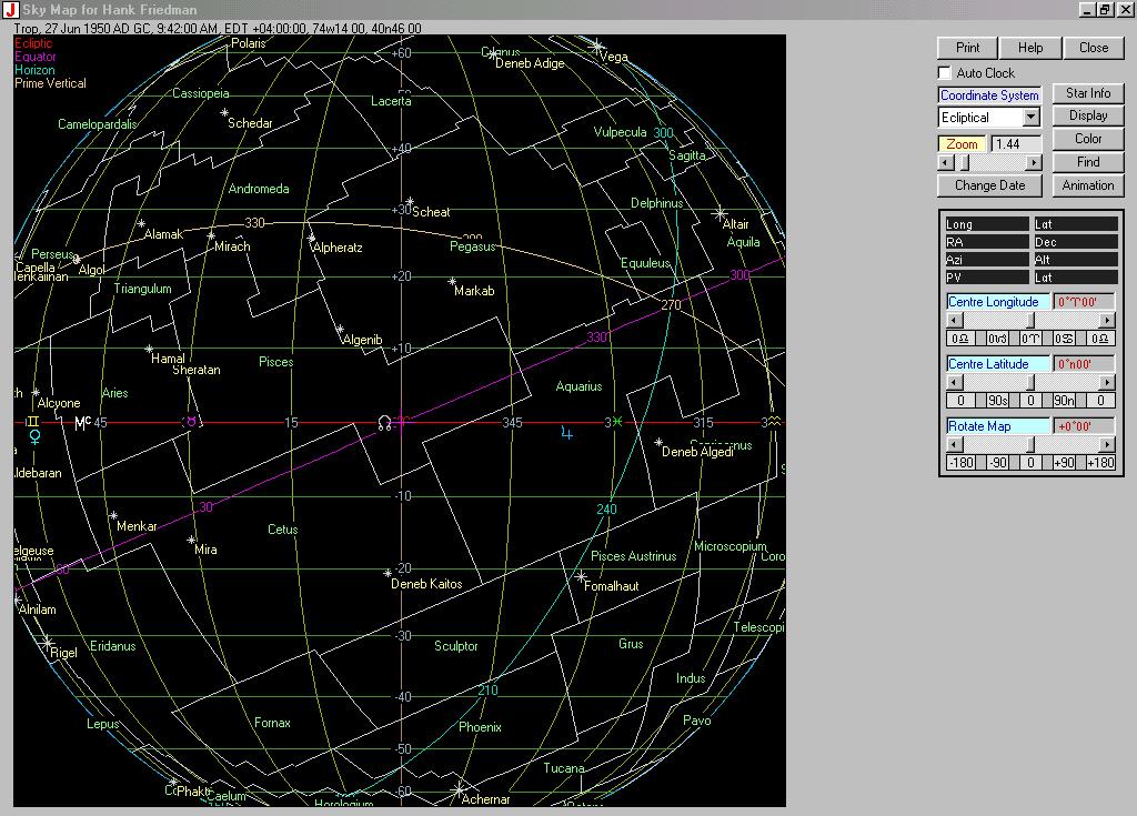 Janus Sky Map